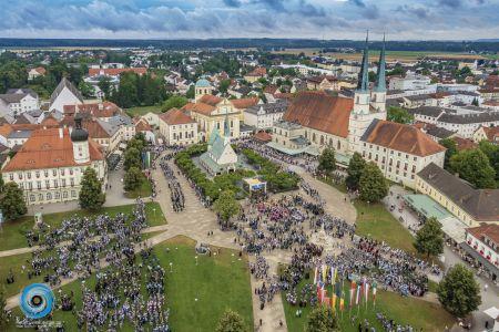Festgottesdienst Gautrachtenfest