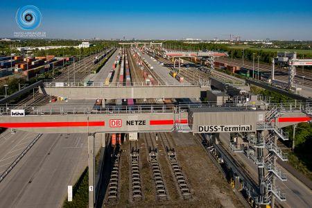 Umschlagbahnhof München Riem