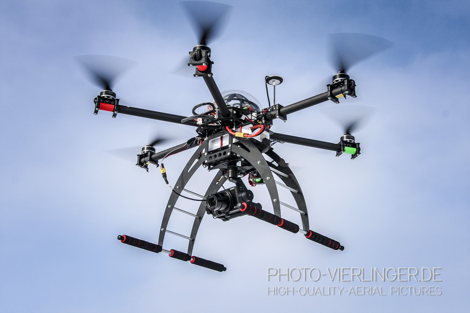 Foto Hexacopter - Drohne