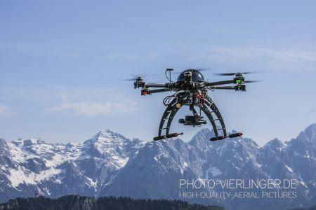 Hexacopter HX4